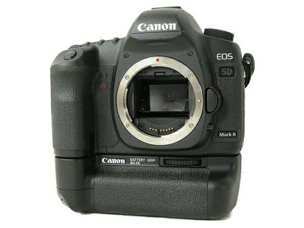 【中古】 Canon キャノン EOS 5D MarkII EOS5DMK2 カメラ デジタル 一眼レフ ボディ S3554385