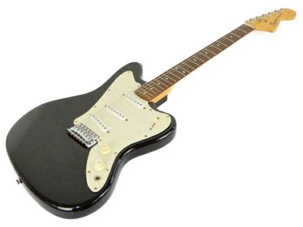 【中古】 Fender squier jagmaster スクワイア エレキ ギター Y3477502