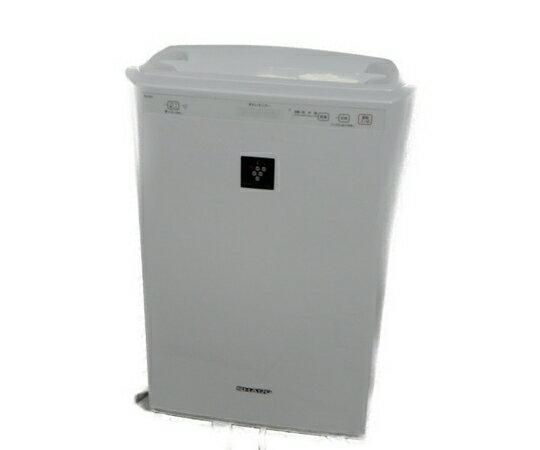 【中古】良好 SHARP シャープ FU-D51-W 空気清浄機 高濃度 プラズマクラスター ホワイト系 K3604100
