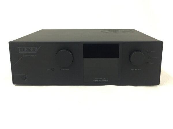 美品 【中古】 TRINNOV ALTITUDE 16 アルチチュード 3Dサウンド対応マルチch プリアンプ オプティマイザー T3183486