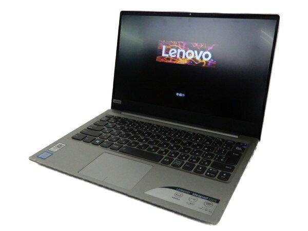 【中古】 Lenovo レノボ ideapad 81AK Win10 i5 - 8250U 1.60GHz 4GB SSD 256GB ノート パソコン Y3559542