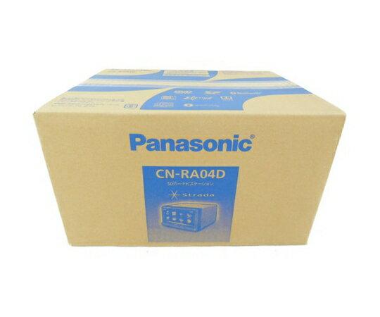 未使用 【中古】 Panasonic パナソニック ストラーダ CN-RA04D SDナビ N3318973