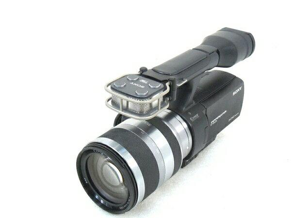 【中古】 SONY ソニー NEX-VG20 ハンディカム ビデオカメラ M2875649