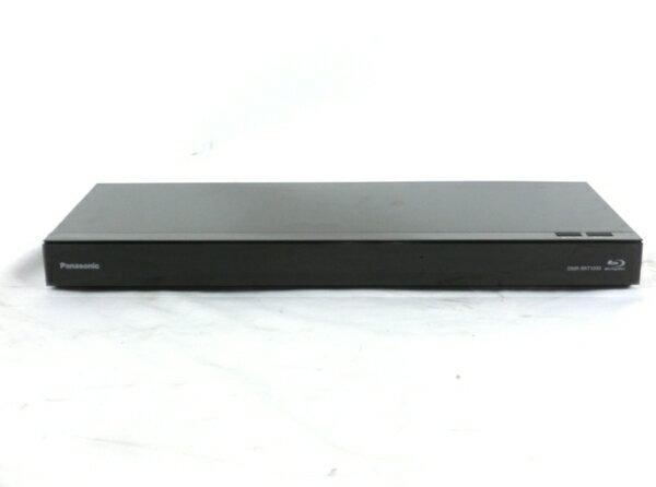 【中古】 Panasonic DMR-BRT1030 ブルーレイ ディスク レコーダー 2019年製 パナソニック 中古 M3945109