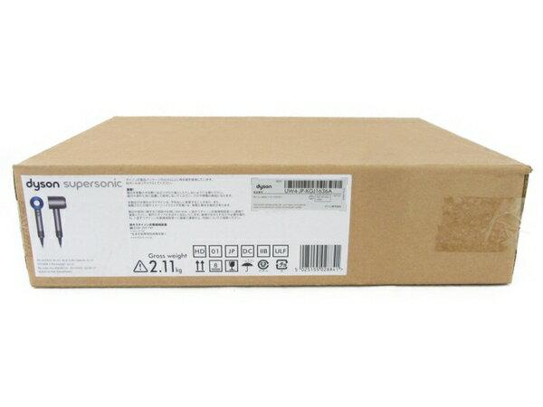 未使用 【中古】 dyson ダイソン ヘアドライヤー HD01JP スーパーソニック N3475734