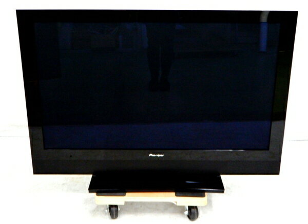 【中古】 訳あり PIONEER KURO PDP-428HX プラズマ テレビ 42型 家電 映像 機器 楽 【大型】 Y3086858