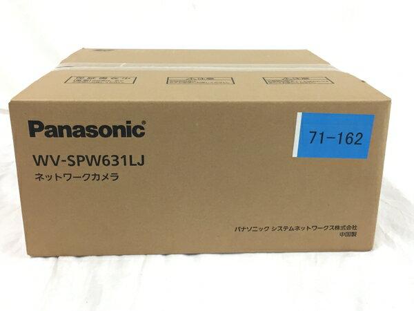 未使用 【中古】 Panasonic WV-SPW631LJ ネットワークカメラ 監視カメラ 防犯 セキュリティ パナソニック T3928047