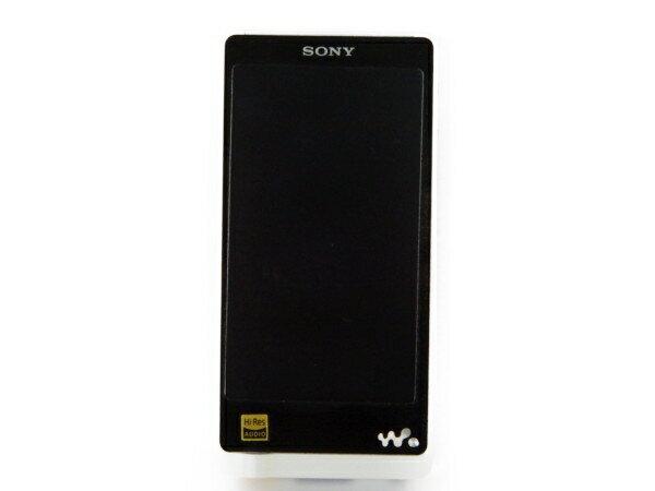 【中古】 SONY ウォークマン NW-ZX1 ポータブル 音楽 プレーヤー 128GB ハイレゾ Y3607213