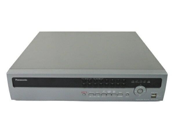 【中古】 Panasonic パナソニック WJ-HL216B デジタル ディスクレコーダー レコーダー 家電 機器 機材 Y3086459