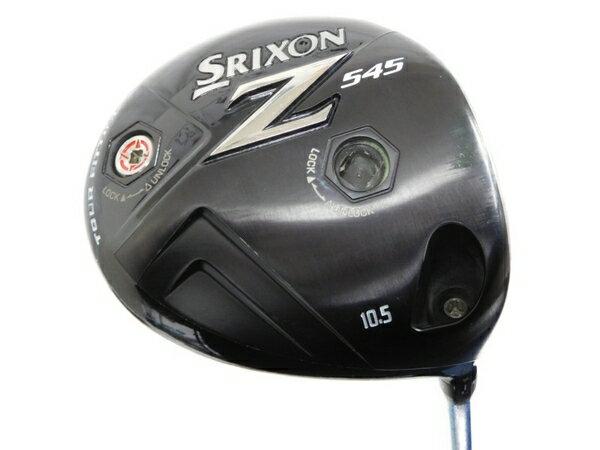 【中古】 ダンロップ SRIXON Z545 1W ゴルフ クラブ スポーツ フレックス SR N3560753