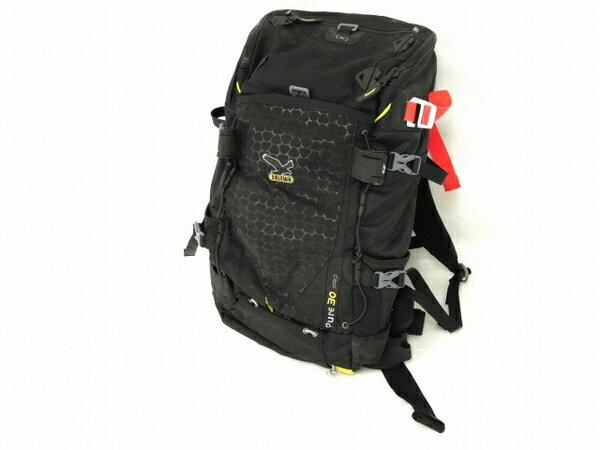 【中古】 SALEWA Pure 30 pro リュックサック バッグ キャンプ 登山 中古 O3606779