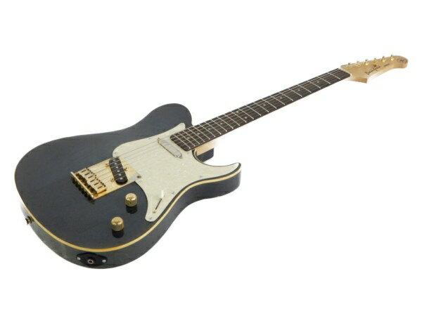 【中古】 【中古】YAMAHA pacifica シースルー エレキ ギター ソフトケース 付き Y3467262