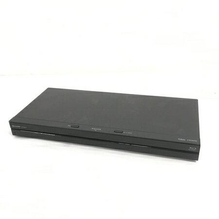 【中古】 SHARP AQUOS BD-NS510 BD 500GB ブルーレイディスク レコーダー 家電 中古 W3561366