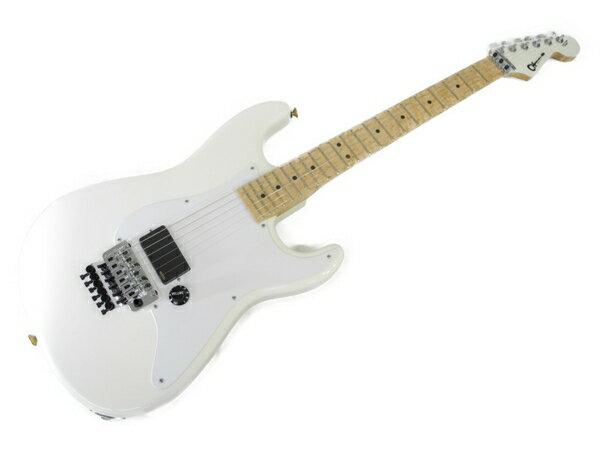 美品 【中古】 Charvel ゲイリー ムーア USA Custom Shop So-Cal 1H EMG SW エレキギター ハードケース付き N3347654
