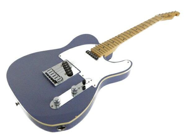 【中古】 Bill LAWRENCE テレキャスター BT2M-70 ビルローレンス エレキ ギター ミラーピックガード ソフトケース 付き Y3477534