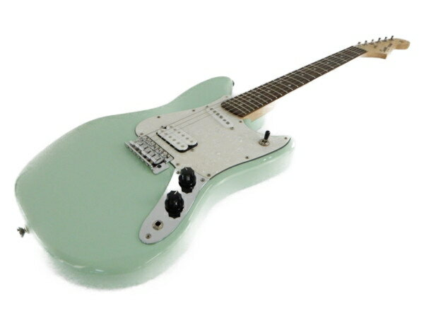 【中古】 Fender Squier Cyclone エレキギター ソフトケース付き Y3477501