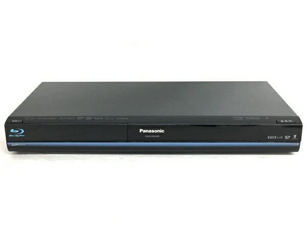 【中古】 Panasonic パナソニック ブルーレイDIGA DMR-BW680-K BD ブルーレイ レコーダー ブラック 500GB T3594411