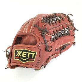 【中古】 ZETT 軟式用 グローブ BRGB30727 外野用 野球 Y4393864