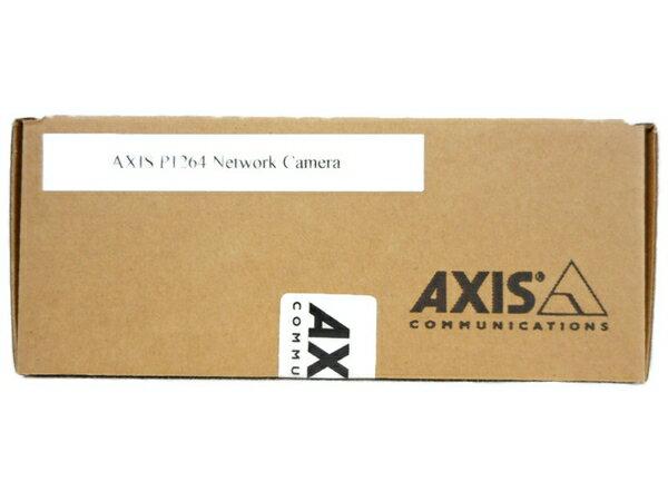 未使用 【中古】 未開封 AXIS アクシス P1264 0925-001 組込み型 ネットワークカメラ S3063557