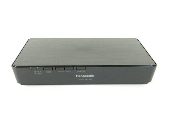 美品 【中古】 Panasonic パナソニック TU-BUHD100 4K チューナー 機器 Y3741821