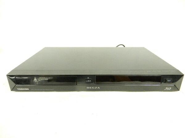 【中古】 TOSHIBA 東芝 REGZA D-BZ510 BD ブルーレイレコーダー 320GB ブラック K3405819