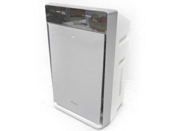 【中古】 Panasonic エコナビ 加湿 空気洗浄機 F‐VXJ90 家電 H3050434