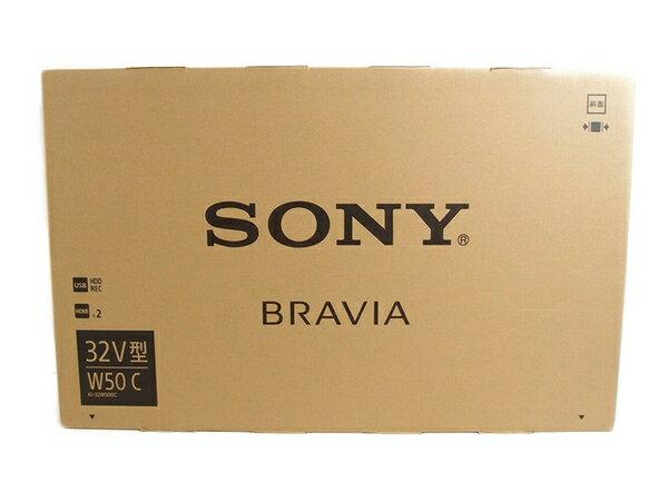 新品 【中古】 SONY ソニー BRAVIA KJ-32W500C 液晶 テレビ 32型 S2765050