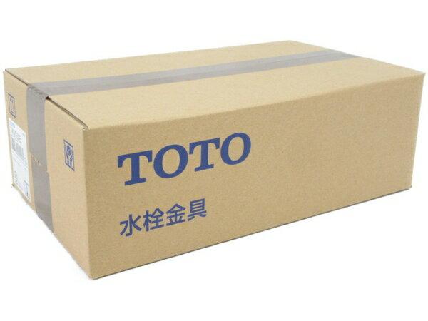 未使用 【中古】 TOTO TKGG30E 壁付シングルレバー混合栓 キッチン用 台所用 壁付けシングル13 N3549116