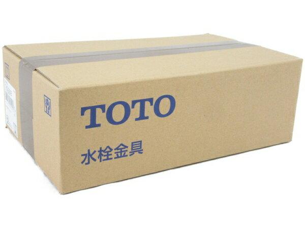 未使用 【中古】 TOTO TKGG30E 壁付シングルレバー混合栓 キッチン用 台所用 壁付けシングル13 N3549117