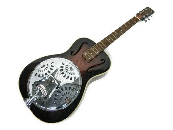 【中古】 SX リゾネーター ギター アコースティックギター F2763287