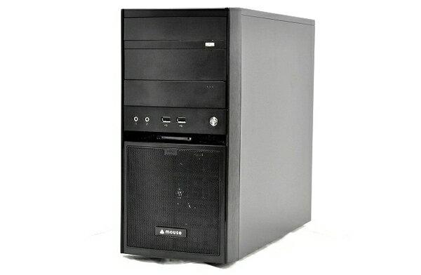 【中古】 mouse マウス LUV MACHINES LM-iG413SN-SH デスクトップ パソコン PC i7 6700 3.4GHz 16GB SSD480GB HDD500GB Win10 Home 64bit GTX960 H110M T2920934
