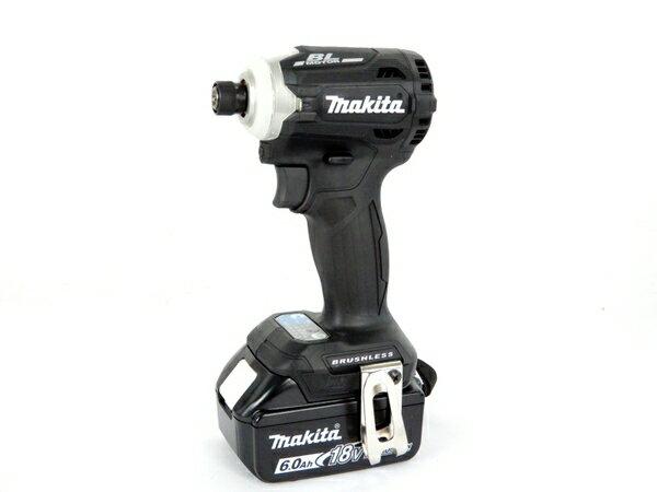 未使用 【中古】 makita マキタ TD171DRGXB インパクトドライバー 電動工具 Y3570584