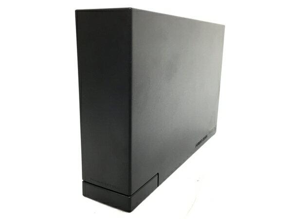 【中古】 I-O DATA HDCL-UT3.0KB TV PC用 外付け HDD 3TB ブラック USB3.0 T2849518