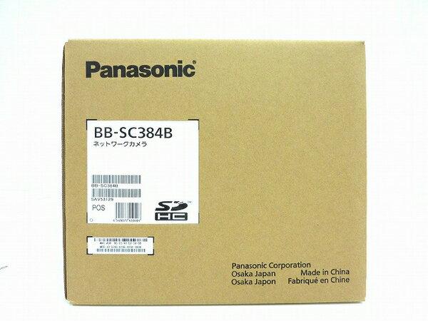 未使用 【中古】 Panasonic BB-SC384B ネットワークカメラ 防犯 天井 卓上 屋内用 パナソニック O3745740
