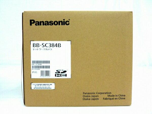 未使用 【中古】 Panasonic BB-SC384B ネットワークカメラ 防犯 天井 卓上 屋内用 パナソニック O3749213