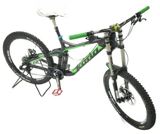 【中古】 kona コナ operator マウンテンバイク フレームM 200mm MTX 33 ダウンヒル 自転車 【大型】 W3284378
