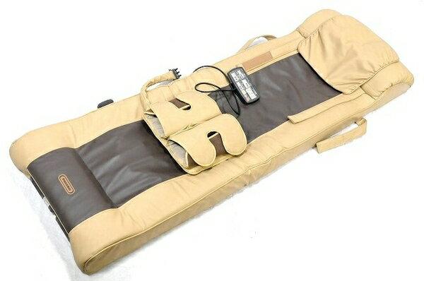 【中古】 フランスベッド スリーミー2122 イオンパッド M-370 温熱・電気マッサージ組合わせ家庭用医療機器 楽 【大型】 T3553107