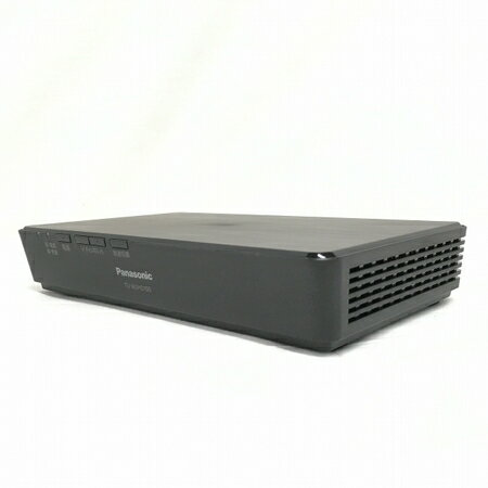 未使用 【中古】 Panasonic TU-BUHD100 4Kチューナー パナソニック 開封済 W3755148