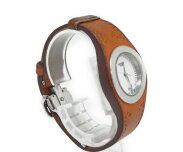 【中古】HERMESエルメスアーネHA3.210レディース腕時計クォーツ白文字盤T2567434