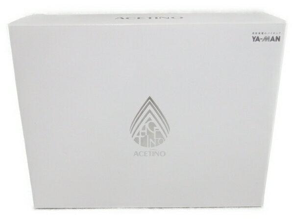 未使用 【中古】 YA-MAN ヤーマン IB-25-D ACETINO リポボディスリム 美容機器 ボディケア N3490765