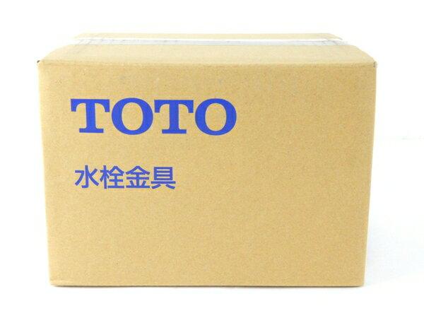 未使用 【中古】 TOTO TLHG30AE 洗面用 シングル 混合 水栓 住宅 設備 機器 Y3542874