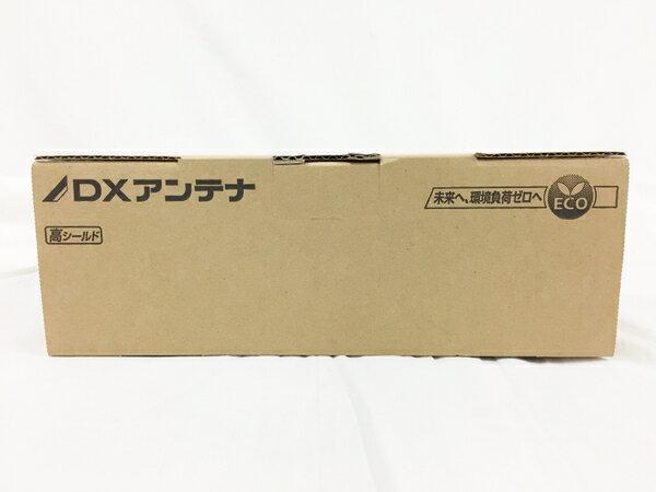 未使用 【中古】 DXアンテナ W40MG CATV ブースター 高シールド 上り 10~60MHz 下り 70~1000MHz 増幅用 CATV40dB型 T3761398