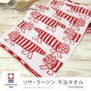 今治タオル リサ・ラーソン フェイスタオル マイキー 34×80cm 日本製 今治 タオル 綿100% いまばり 贈り物 タオルギ…