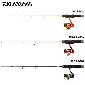 ダイワ/DAIWA MC750 L/ML/M (穴釣りロッド リールセット) テトラロッド