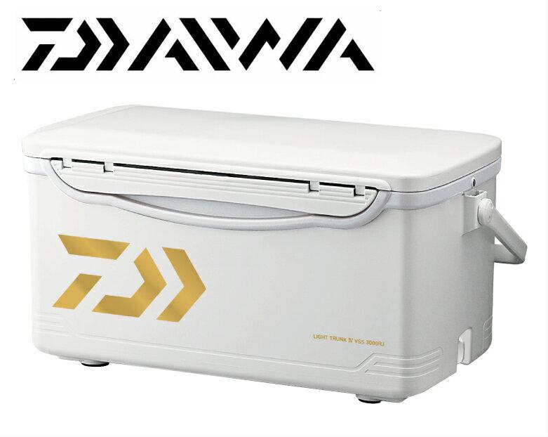 ダイワ ライトトランク VSS 3000RJ ゴールド (6面真空)