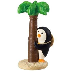 【DECOLE】まったり ヤシの木 ペンギン
