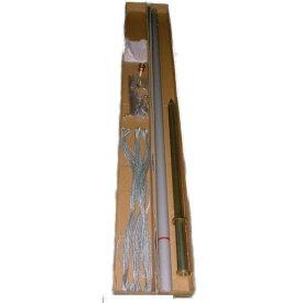 10号(4〜5m鯉のぼり用)全長9.11m アルミポール10号 【こいのぼりポール】(こいのぼりポール)鯉のぼり 鯉幟
