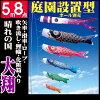 대츠바사5 m8점세트(고이노보리)(토쿠나가잉어)