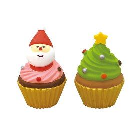 DECOLEクリスマスミニケーキ(2個セット)