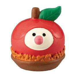 DECOLE文鳥スイーツりんごケーキ